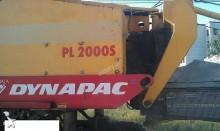 Voir les photos Travaux routiers Dynapac PL2000