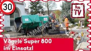 Bekijk foto's Wegenbouw nc VÖGELE - Super 800