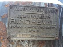 Vedeţi fotografiile Echipamente pentru lucrari rutiere Rincheval ER1000M