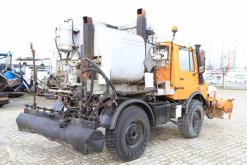 Vedeţi fotografiile Echipamente pentru lucrari rutiere Mercedes Unimog 427/10