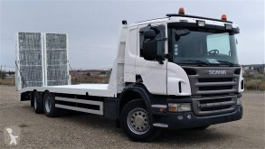 Porte engins Scania occasion