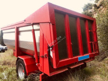 BCR60D trailer used tipper
