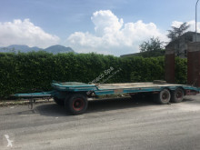 CTC RP26 trailer used heavy equipment transport