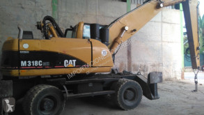 Otros materiales Caterpillar Cat m318cmh