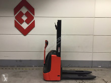 Transpallet Linde L10 Pedestrian pallet stacker guida in accompagnamento usato