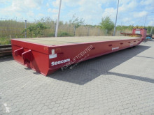 Semi LOWBED RT 40/ 120T Lowbed Roll Trailer