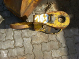 Otros materiales Matériel de magasinage Liebherr (163) toggle + load hook / Lasthaken