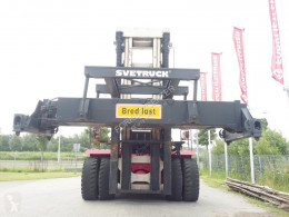 Empilhador elevador grande tonelagem reach-Stacker Svetruck 838 SPREADER WITH JUK Spreaders