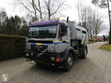 MAN 18.225 LRK used sweeper-road sweeper