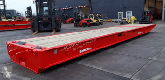 otros materiales nc RT40/100T Lowbed Roll Trailer