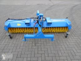 Kehrmaschine 150cm Kehrbürste Schlepper Traktor Gabelstapler NEU sopmaskin-rengöringsmaskin ny