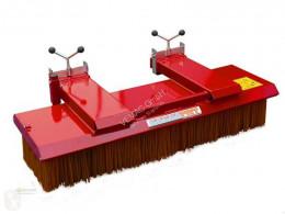 Kehrmaschine Kehrbesen Kehrbürste Schneeschieber 225cm NEU feje-/rensemaskiner ny