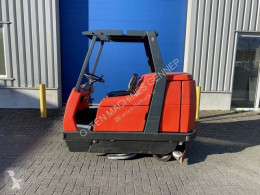 Hako matic B1100, Schromachine, 110 cm. Accu used sweeper-road sweeper