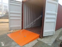 Matériel de magasinage нови Saurus Container Loading Ramp