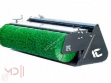 Otros materiales IT Kehrschaufel 1,6 - 2,4m barredora-limpiadora nuevo