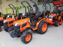 Tractor agrícola outro tractor Kubota B1181 incl Schlegelmäher
