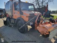 Unimog U 1600 used sweeper-road sweeper