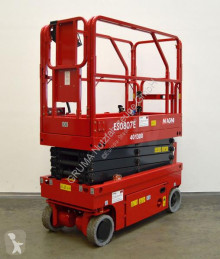Magni Scherenbühne ESO807E used Scissor lift self-propelled