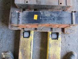 Autres matériels Deutz-Fahr Zwischenplatte zur Verlängerung des Frontgewichtes passend für Agrostar Baureihe occasion