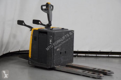 PMR200P pallet truck used stand-on