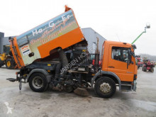 Camion hydrocureur Mercedes-Benz Atego 1317 Road Sweeper / Vacuum cleaner