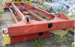 Alt utilaj Smits 40ft toplift frame for crane second-hand