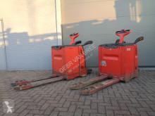 Paletovací vozík koop Linde T20 elektrische palletwagen/pompwagen doprovod použitý