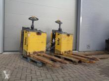 Paletový vozík ručný koop 2x yale elektrische pompwagen