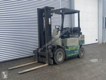 Clark GPM25N used electric forklift