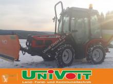 Balayeuse-nettoyeuse Agromehanika AGT 835 TS Schneeschild und Streuer