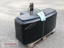 Otros materiales Frontgewicht 1450 kg mit Box Stahlbetongewicht nuevo