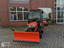 Otros materiales Kubota BX261 CAB Winterpaket / Streuer und Schild! barredora-limpiadora nuevo