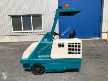 Tennant 235D, Veegmachine, Diesel, hoogkieper sopmaskin-rengöringsmaskin begagnad