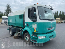 Balayeuse-nettoyeuse SCARAB SWEEPERS with Renault Truck