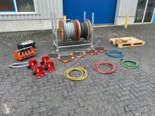 Autres matériels Aero Go Machine Mover, 14 ton + 4x Heftruck krik occasion