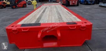 Ver las fotos Otros materiales nc RT40/100T Lowbed Roll Trailer