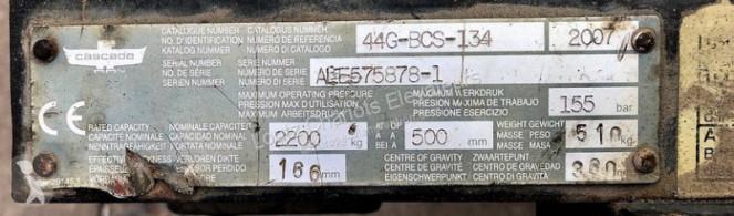 Voir les photos Autres matériels Cascade 44G-BCS-134