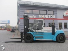 Gaffeltruck med stor kapacitet SMV Konecranes 16-1200B Fork positioner, Side shift