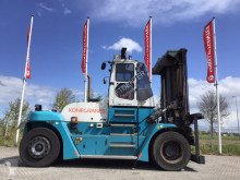 SMV 20-1200B 4 Whl Counterbalanced Forklift >10t used heavy duty forklift