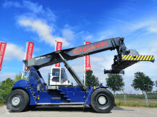 Carretilla elevadora gran tonelaje reach stacker SMV 4535 TB5 Reach stacker