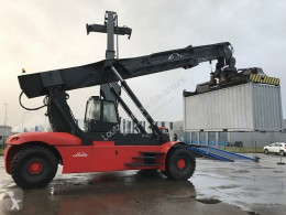 Linde C4531TL5 used reach stacker