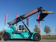 Carretilla elevadora gran tonelaje reach stacker SMV 4531TB5 Reach stacker