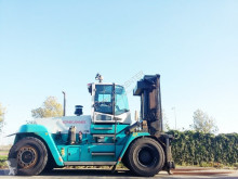 Chariot gros tonnage à fourches SMV 20-1200C 4 Whl Counterbalanced Forklift >10t