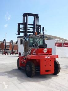 Kalmar DCD 120 6 használt nagy teherbírású villástargonca