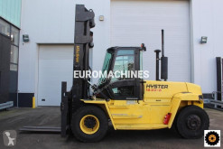 Hyster heavy duty forklift H-14.00-XM
