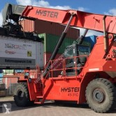 Hyster reach stacker