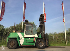 Kalmar DCD 120-6 4 Whl Counterbalanced Forklift >10t chariot gros tonnage à fourches occasion