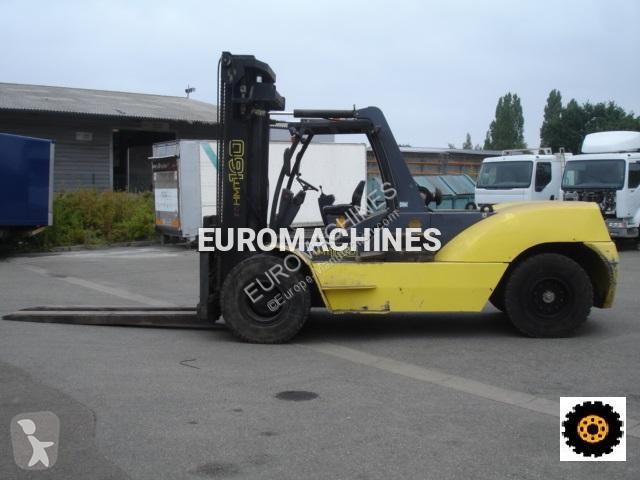 Voir les photos Chariot élévateur gros tonnage nc HTM160