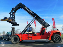 Carretilla elevadora gran tonelaje reach stacker SMV SC4545 TA 3 Reach stacker