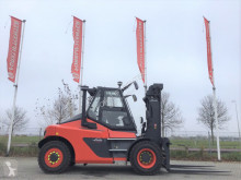 Linde HT120DS/600 4 Whl Counterbalanced Forklift >10t